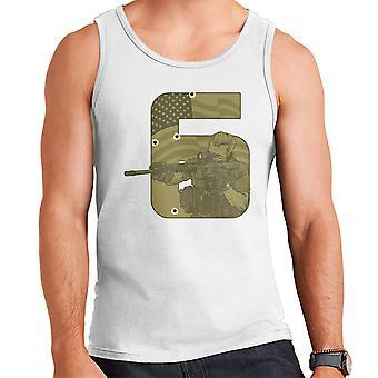 Seal Team Six Call Of Duty Men's Vest