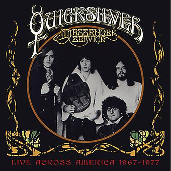 Quicksilver Messenger Service - Live Across America 1967-1977 [CD] USA import