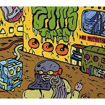 Eats Tapes - Dos Mutantes [CD] USA import