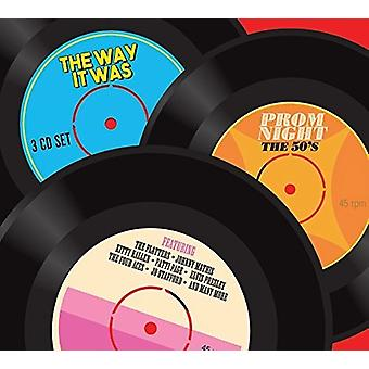 The Way It Was: Prom Night Best of the 5 - The Way It Was: Prom Night Best of the 5 [CD] USA import