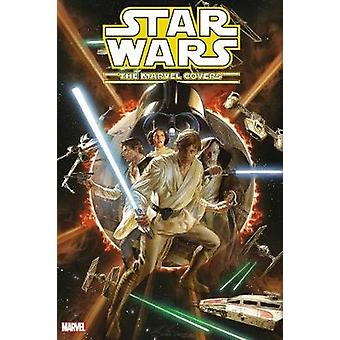 Star Wars The Marvel Covers Volume 1 by Jess Harrold
