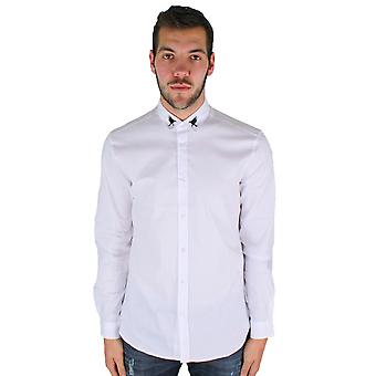 Just Cavalli S03DL0169 White Shirt