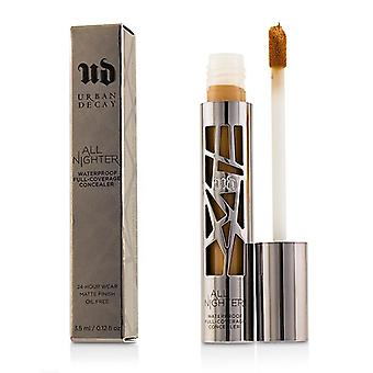 Urban Decay All Nighter wasserdichte volle Abdeckung Concealer - dunkel (golden) - 3,5 ml / 0,12 Unzen