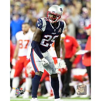Johnson Bademosi 2017 Action Photo Print