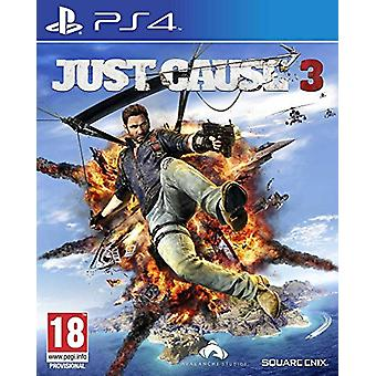 Just Cause 3 Day 1 Edition (PS4) - New