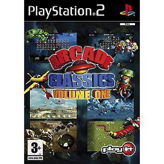 Arcade Classics - Vol One (PS2) - Nieuwe fabriek verzegeld