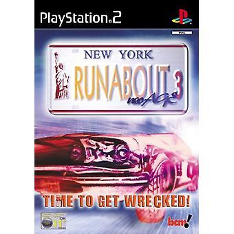Runabout 3 - Als nieuw