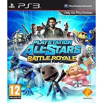 PlayStation All-Stars Battle Royale (PS3) - Novo
