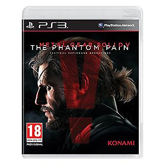 Metal Gear Solid V The Phantom Pain - Standard Edition (PS3) - New