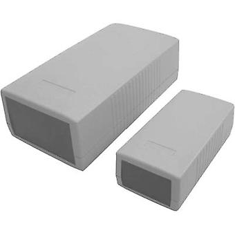 Axxatronic 3400-01-UL 3400-01-UL Universal enclosure 90 x 50 x 16 Acrylonitrile butadiene styrene Light grey 1 pc(s)