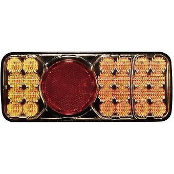 SecoRüt trailer baklys bremselys, reversering lamper, turn signal, halen lys høyre 12 V, 24 V