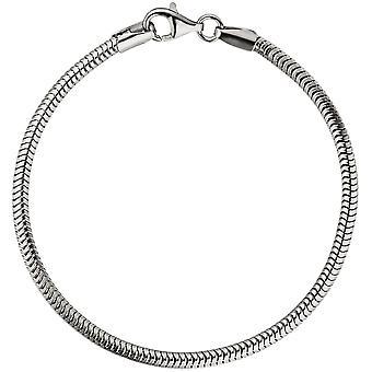 Snake bracelet 925 sterling silver 19 cm bracelet silver bracelet