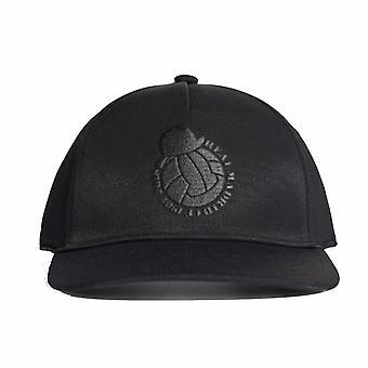2018-2019 real Madrid Adidas CW S16 Cap (svart)