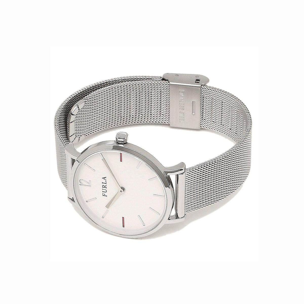 Furla R4253108503 Giada Ladies White Dial Watch