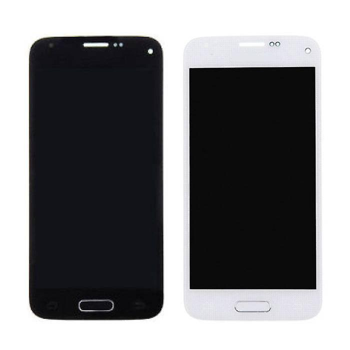 Stuff Certified® Samsung Galaxy S5 Mini Display (AMOLED + Touch Screen + Parts) A + Quality - Blue / White