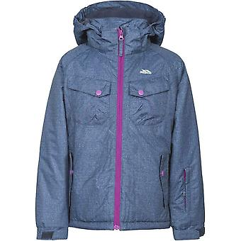 Trespass Childrens Girls Backspin Ski Jacket