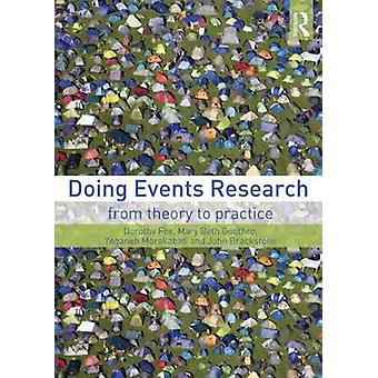 Doing Events Research by Dorothy Fox