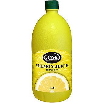Gomo Sicilian Lemon Juice