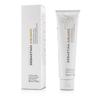 Sublimate Invisible Finishing Crème (styling Crème) - 100ml/3.38oz