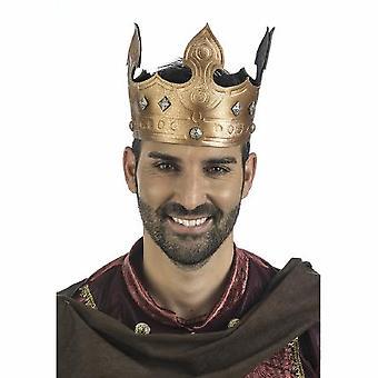 Crown Royal Crown władca korony męskie brązowy
