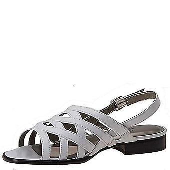 Mark Lemp Classics Calypso Womens sandales en cuir Open Toe occasionnels Strappy