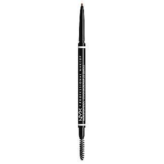 NYX PROF. meikki mikro kulma kynä-harmaanruskea