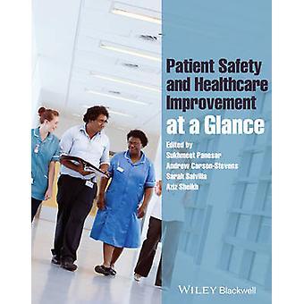 Patientensicherheit und Healthcare Improvement auf einen Blick von Sukhmeet Pan