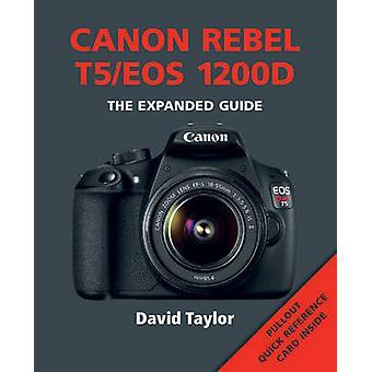 Canon Rebel T5/EOS 1200 D par David Taylor - livre 9781781451069