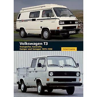Volkswagen T3 - transportador - Caravelle - Camper y Vanagon 1979-1992