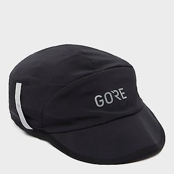 Gore Men'sLight Stretchable  Cycling Cap Black