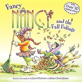 Fancy Nancy och hösten bladverk