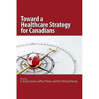In Richtung einer medizinischen Strategie für Kanadier