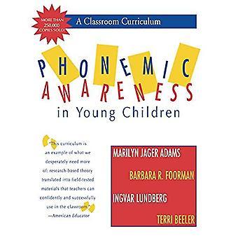 Conscience phonémique chez les jeunes enfants
