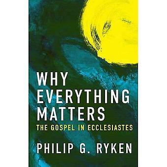 Varför allt frågor: Evangeliet i Predikaren
