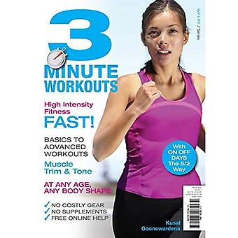 3 Minute Workouts