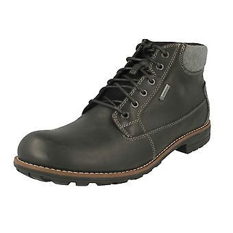 Mens Clarks Casual Boots Midfordtop GTX