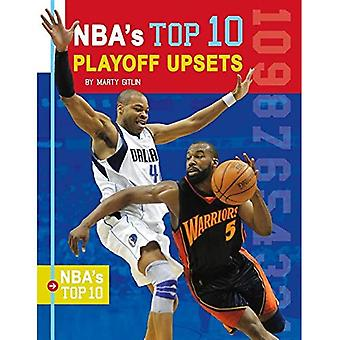 Nba's Top 10 Playoff Upsets (Nba's Top 10)