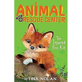 Le Kit Fox blessé (Animal Rescue Center)