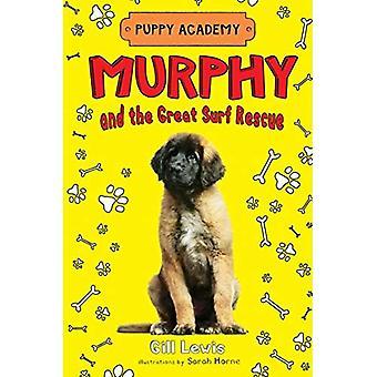 Murphy en de grote Surf redding (Puppy Academie)