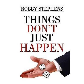 ステファン ・ ロビーで起こる物事いけない