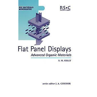 Flat Panel Displays Advanced Organic Materials by Kelly & S M