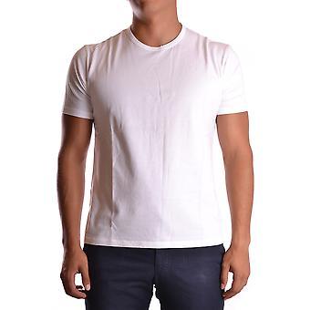 Yohji Yamamoto Ezbc106015 Men's White Cotton T-shirt