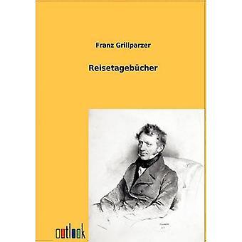 Reisetagebcher esittäjä Grillparzer & Franz