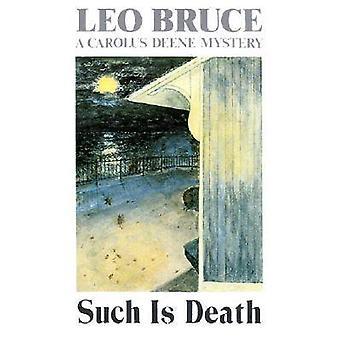 Tällainen on Death (uusi painos) Leo Bruce-9780897331609 kirja
