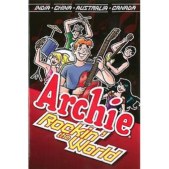 Archie - Rockin' the World by Dan Parent - 9781619889071 Book