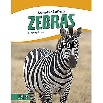 Zebras by Tammy Gagne - 9781635173345 Book