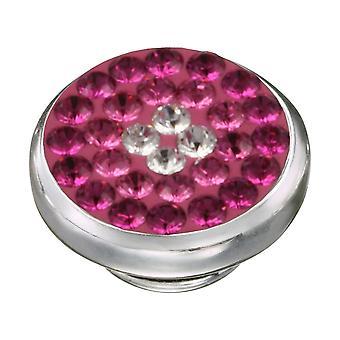 KAMELEON Pink Sparkle argent sterling JewelPop KJP50