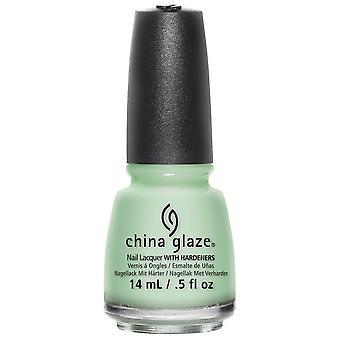 Kina glasyr nail polish-re-Fresh Mint 14 ml (80937)