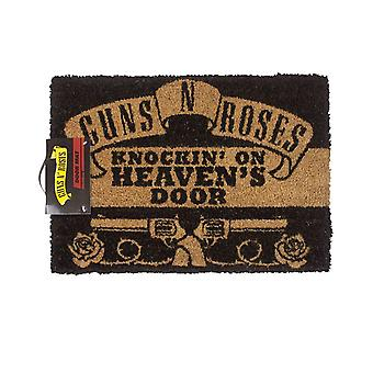 Gun n roses - knockin on heavens door - doormat