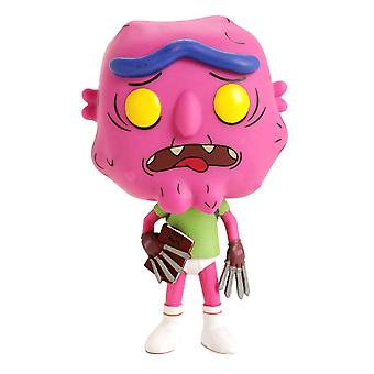 Rick and Morty Scary Terry (No Pants) US Pop! Vinyl